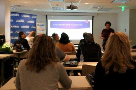 2018 Chamber Education Series with Carletta Waddler