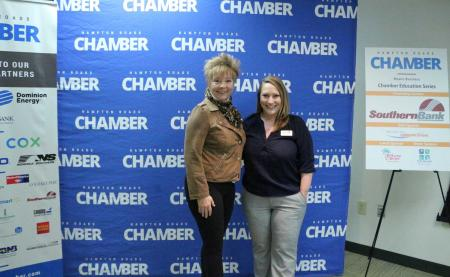 Chamber Education Series - Brenda Wise