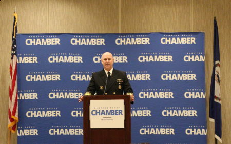 2018 Chamber Leadership Series with Admiral Christopher W. Grady
