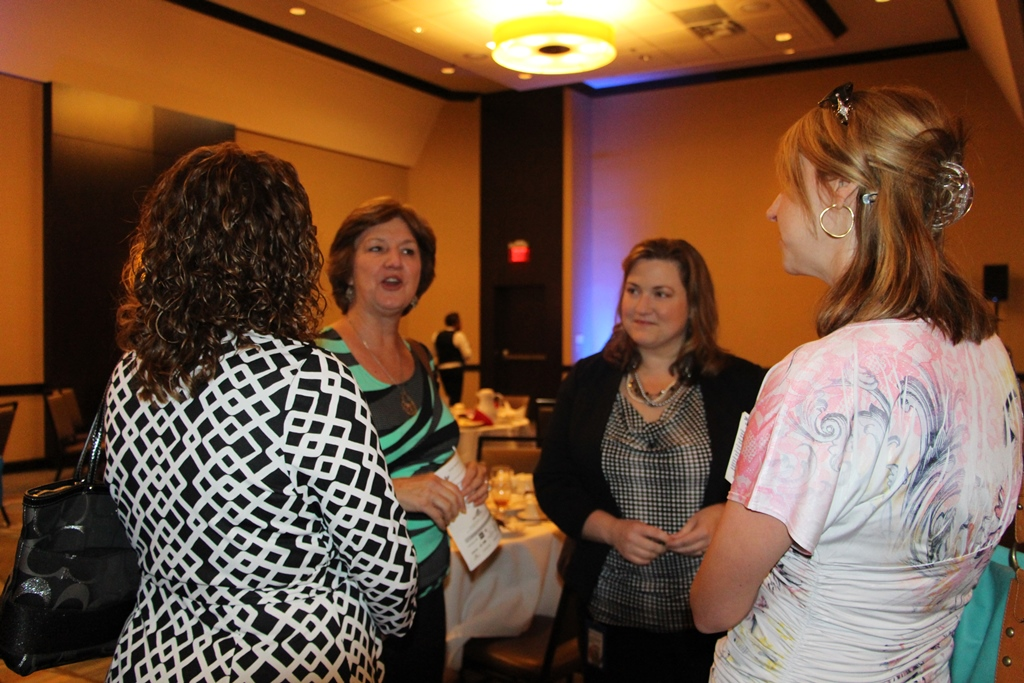 Professional Leadership Luncheon - October 29, 2014