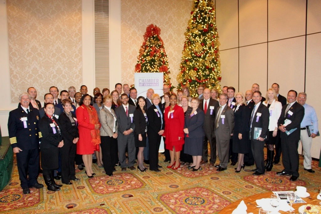 CEO Welcome Breakfast - November 18, 2014