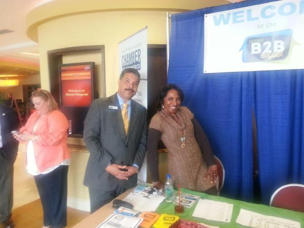 Spring Business to Business Expo - April 8, 2014