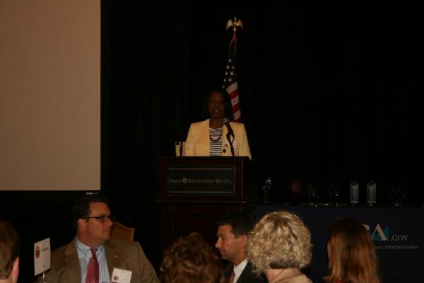 U.S. Small Business Administration's Award Luncheon - June 12, 2014