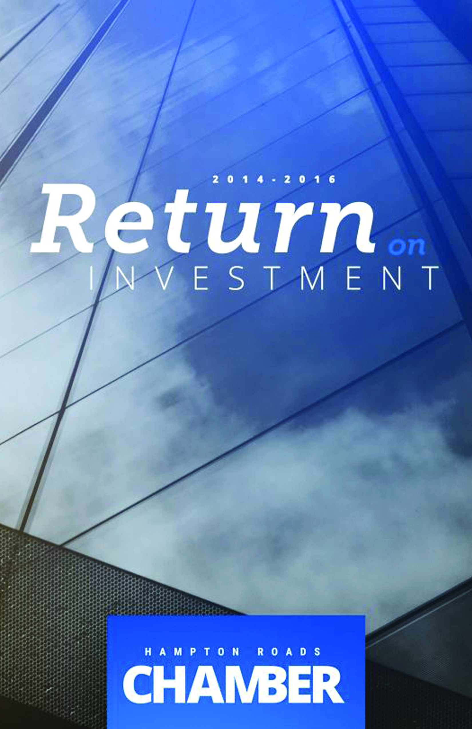 Return on Investment (ROI) Brochure