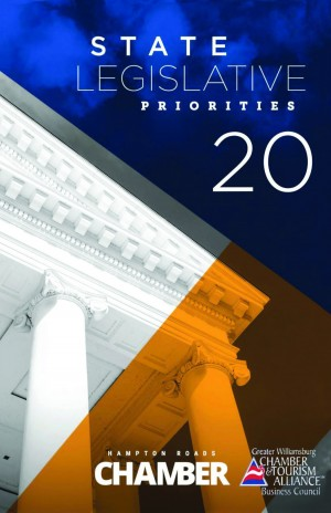 2019 State Legislative Priorities