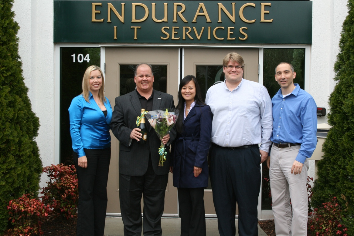 Staff of Endurance IT Services in Virginia Beach