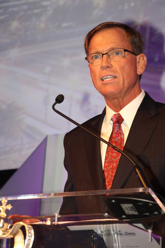 Bryan K. Stephens, President and CEO, Hampton Roads Chamber of Commerce