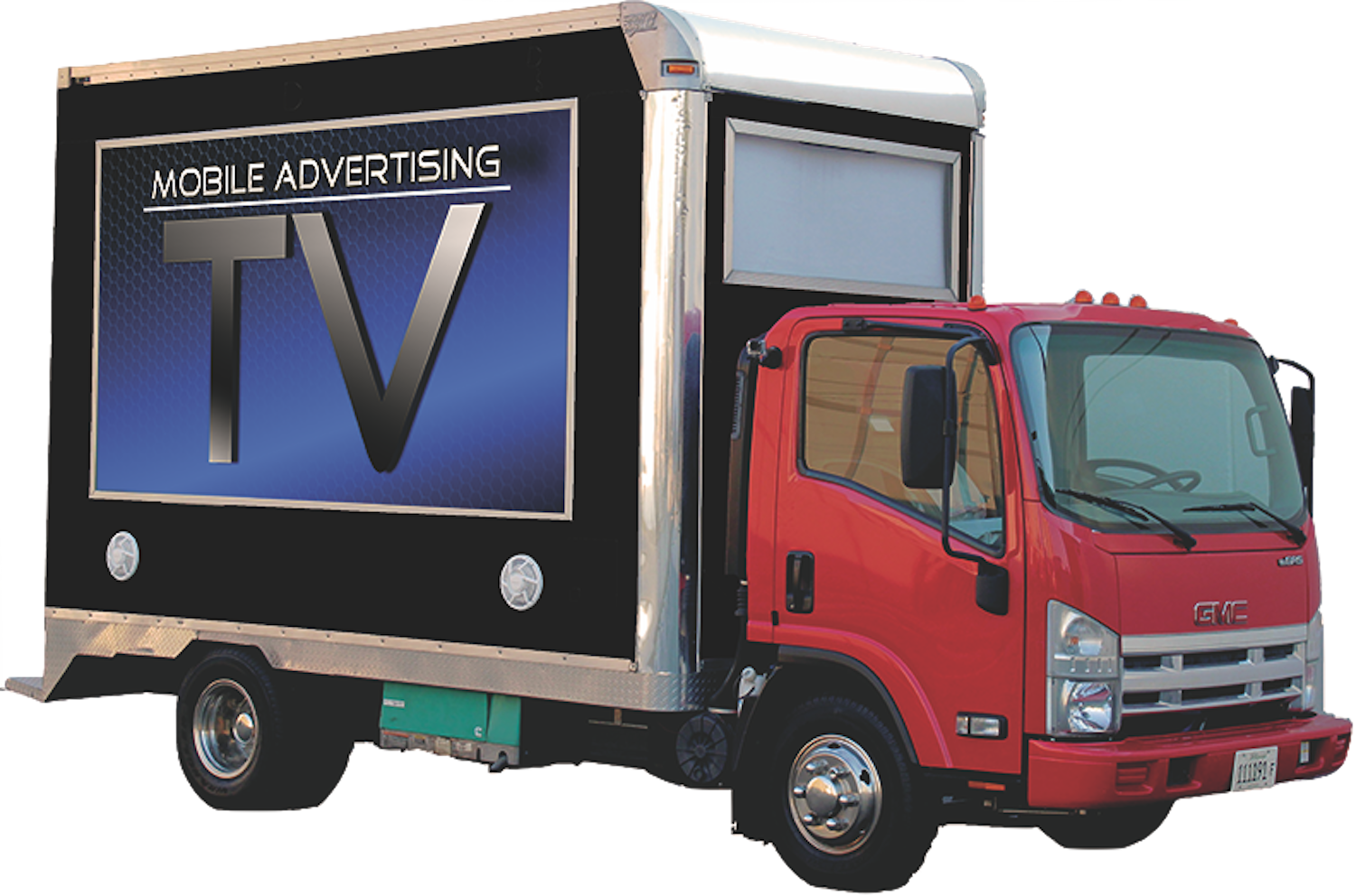 Mobile Advertising TV offers Mobile Billboard Advertising