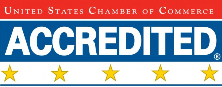United States Chamber of Commerce, 5-star Accreditation