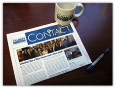 Hamptonroads Chamber of Commerce Contact Newsletter