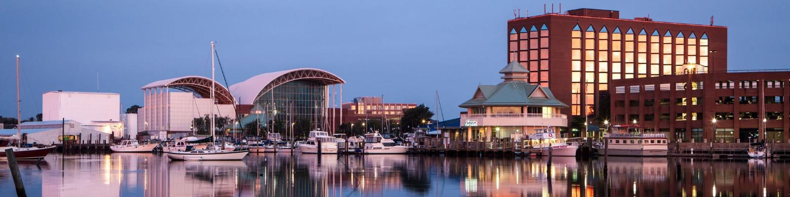 Hampton, Virginia (Image source: VisitHampton.com) Cover