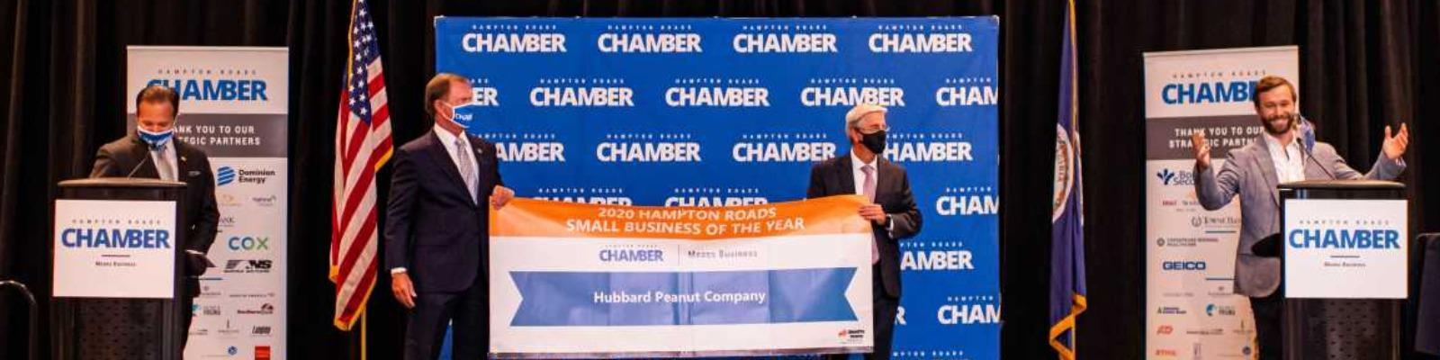 Hampton Roads Chamber Small Business of the Year Awards 2020 Cover