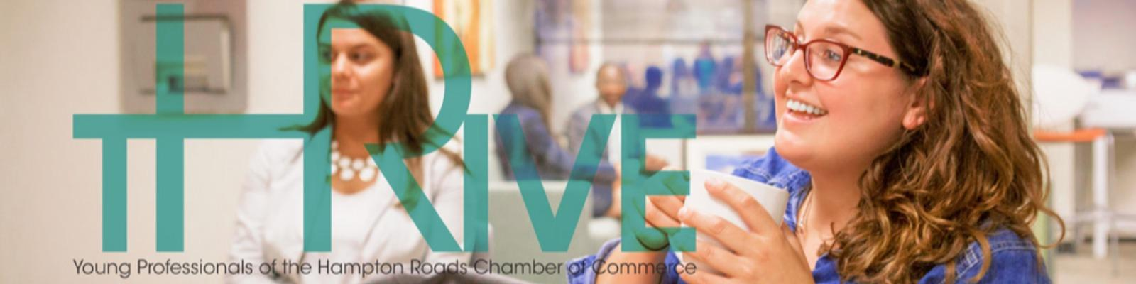 tHRive - Young Professionals of the Hampton Roads Chamber Cover