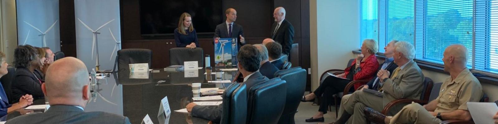 Virginia Beach Division Board gains insight into the future of renewable energy Cover