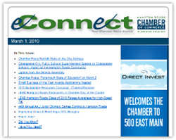 Hampton Roads Chamber eConnect Electronic Newsletter