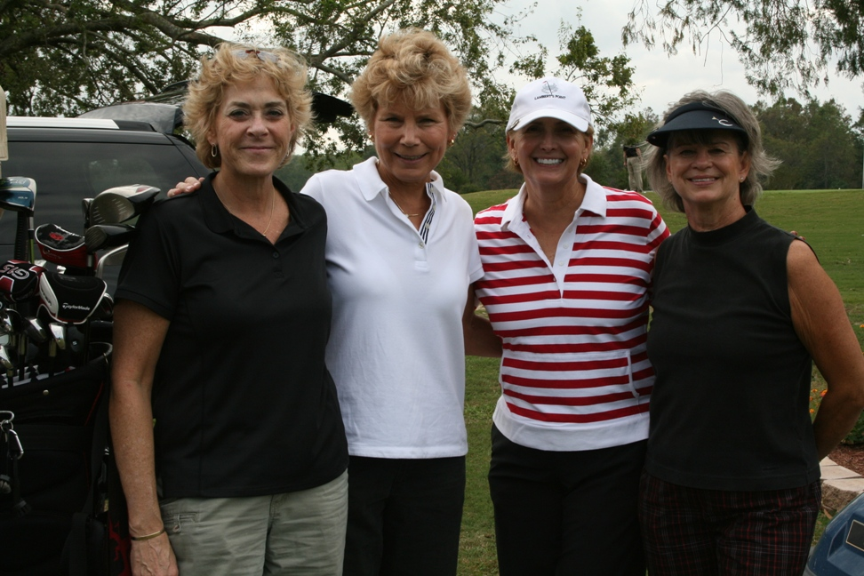 The Harvey Lindsay team (from left) Andrea Bear; Nancy Howard; Suzanne Purwear; and Deborah Stearns.  Deborah serves as the Chamber's Treasurer
