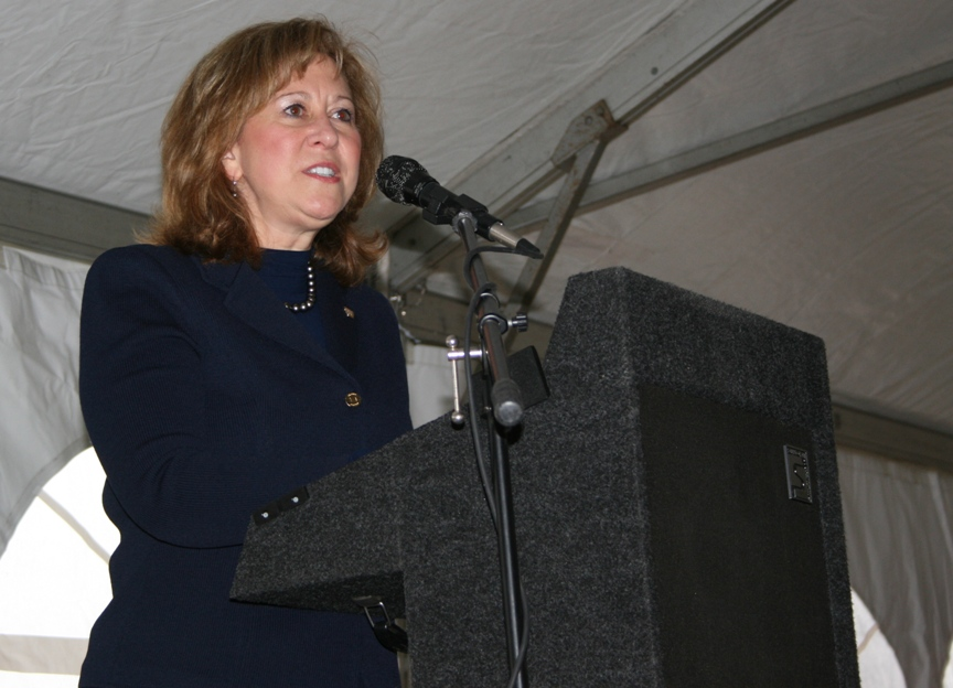 Linda Figg, President & CEO of Figg Bridge Developers