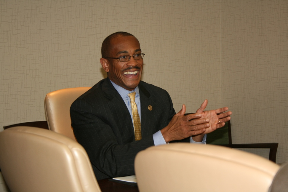 Norfolk City Manager Marcus Jones