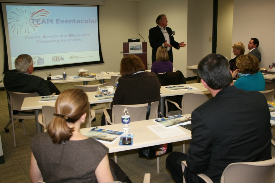 Mark Wilson with the Virginia SBDC Network previews his upcoming seminars