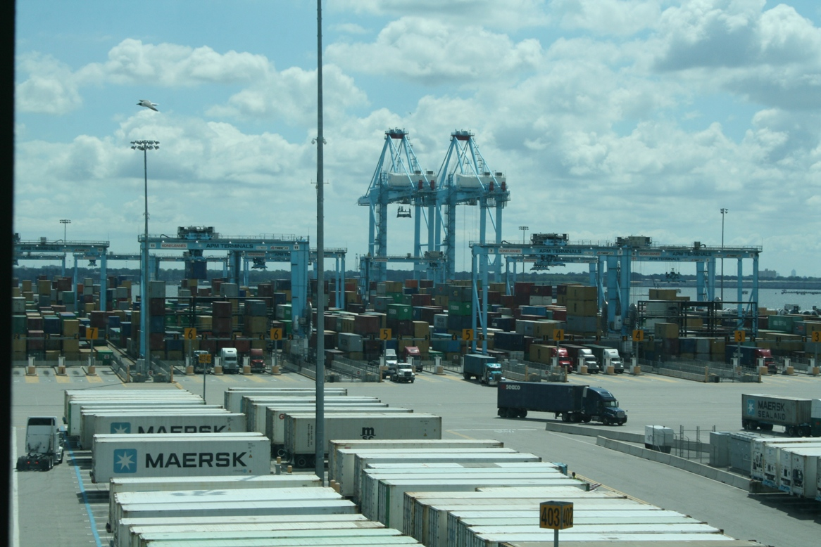 APM Terminals, Portsmouth