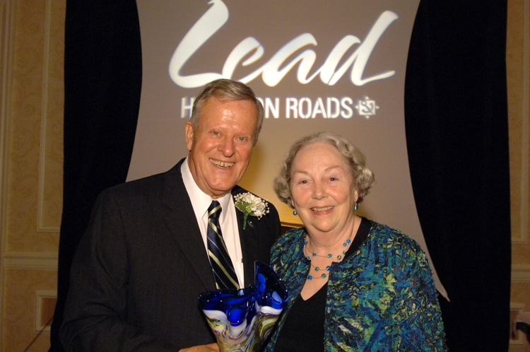 Ray Tayor and Mary Jane Taylor.  Photo courtesy of Kevin Schindler.