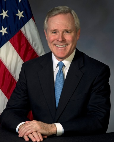 The Honorable Ray Mabus, Secretary of the Navy