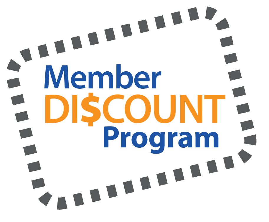 Member Discount Program Logo