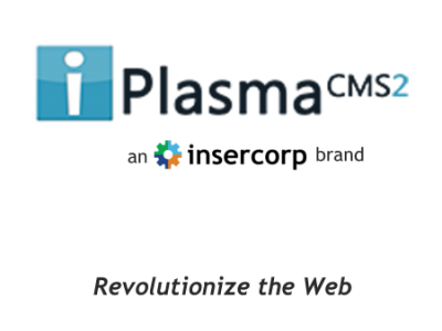 iPlasmaCMS2 Web Content Management system, an Insercorp brand