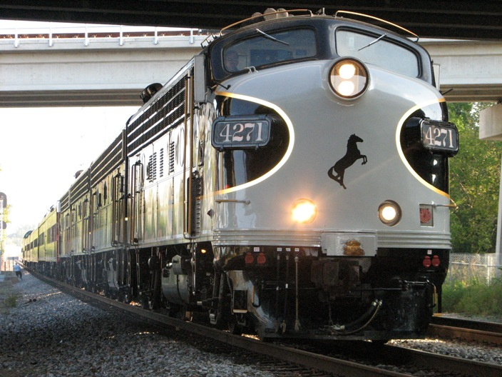 Chamber Offers Members Glimpse At Passenger Rail Service Chamber