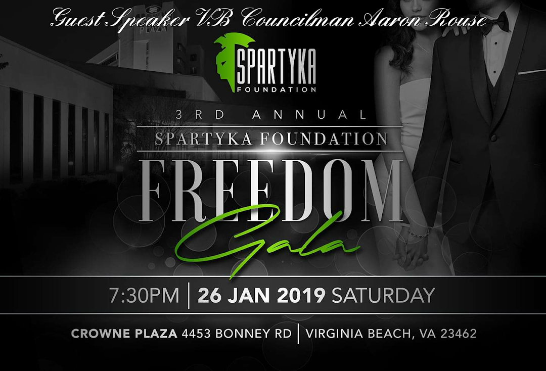 3rd Annual Spartyka Foundation Freedom Gala