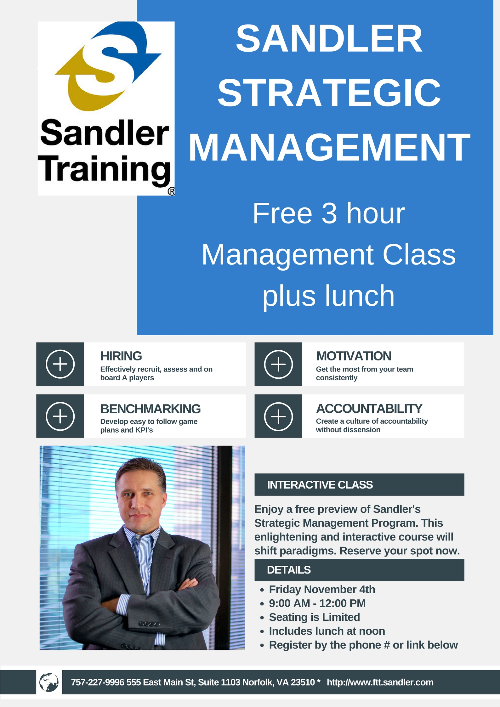 Sandler Strategic Management