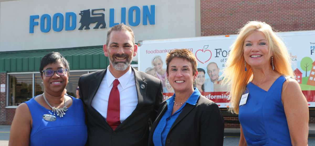 The Hampton Roads Chamber Welcomes New Trustee Member, Food Lion