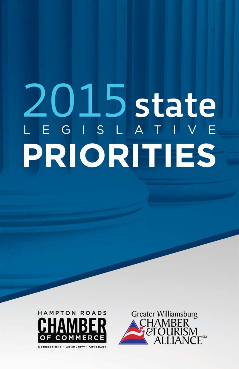 Chambers Release 2015 State Legislative Priorities