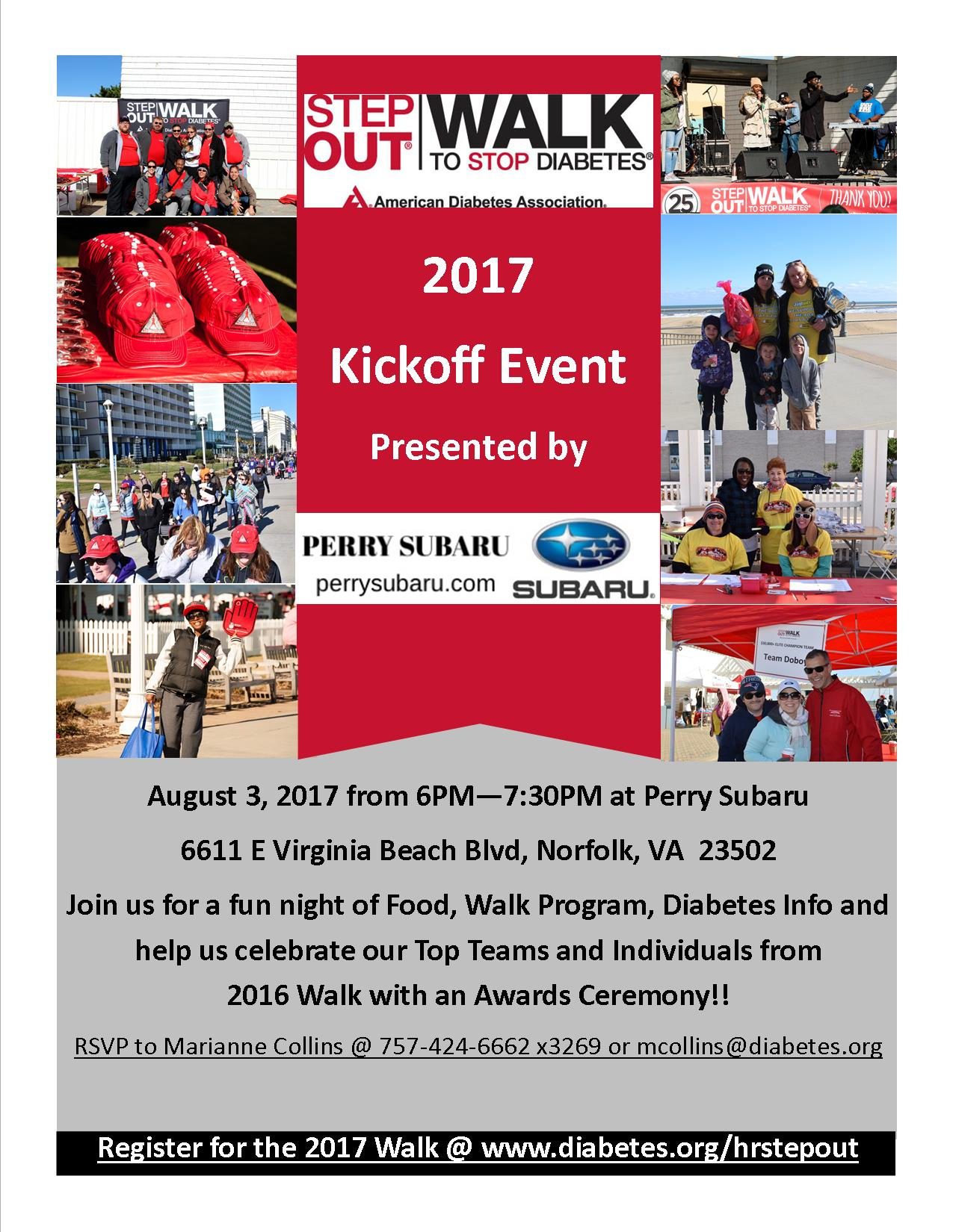 2017 Kick-Off Event