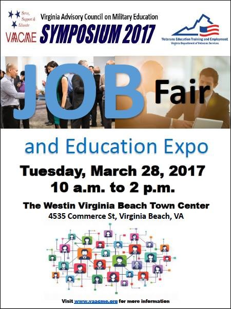 VA-ACME Military Job Fair
