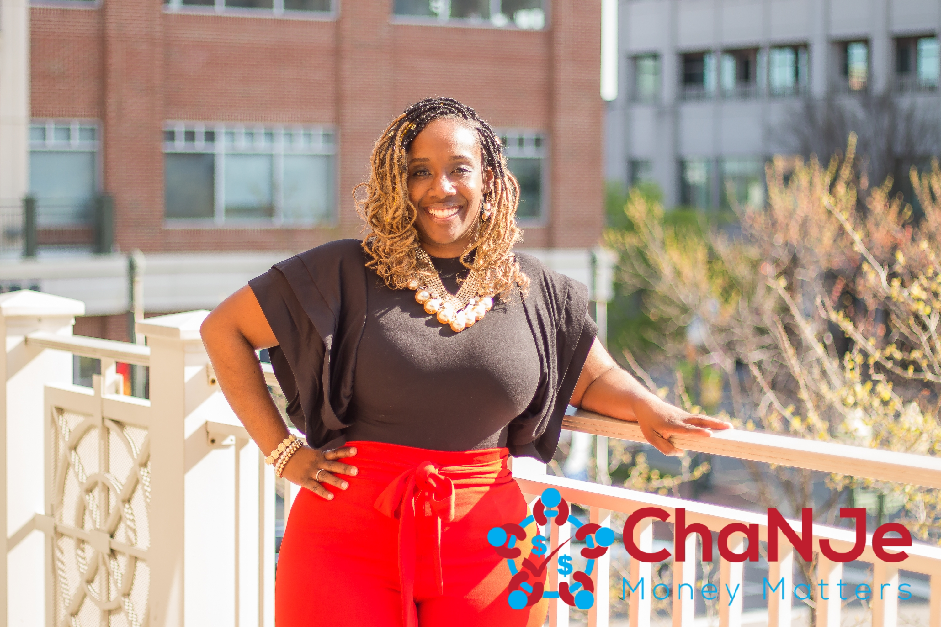 Meet the face behind ChaNJe Money Matters