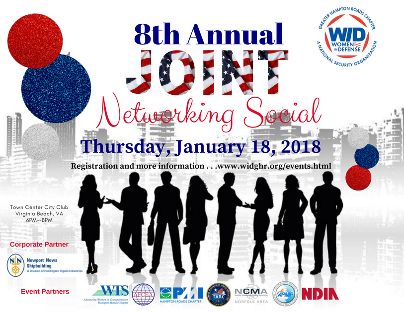 8th Annual Joint Networking Social
