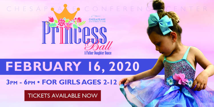 Princess Ball, a Father Daughter Dance!