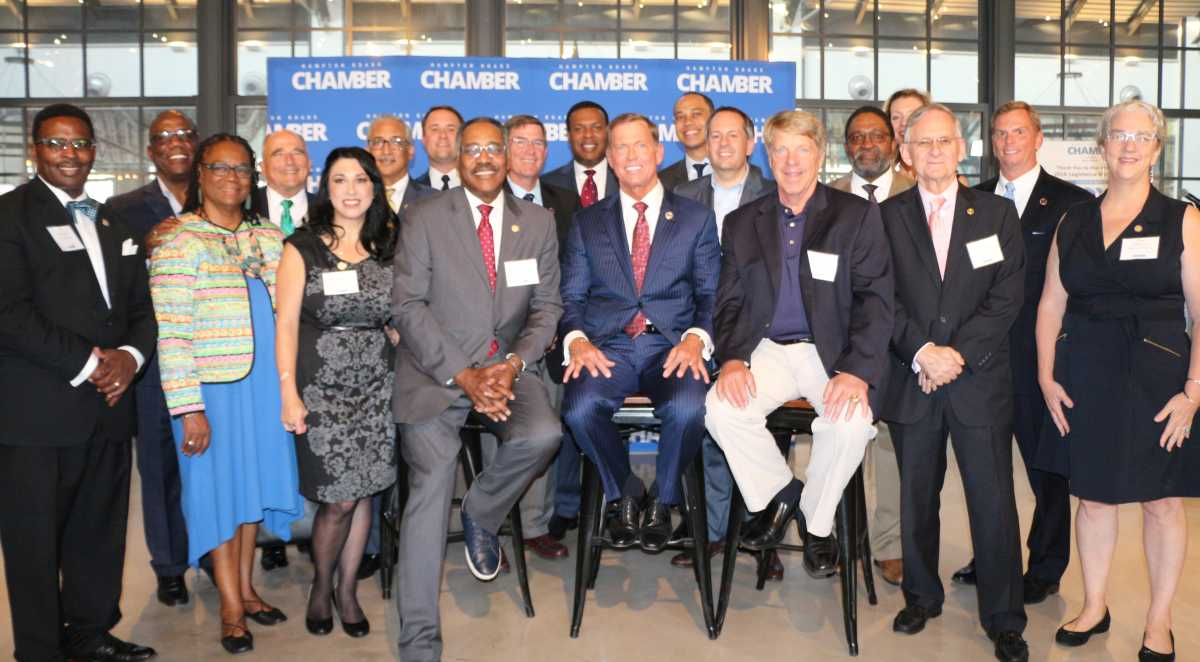 Hampton Roads Chamber hosts 15th Annual Legislative Reception