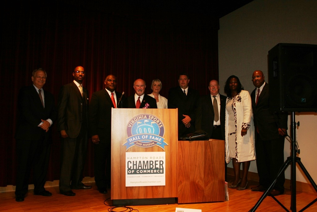 Chamber Holds Portsmouth City Council Forum