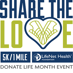 Share the Love 5K & 1 Mile