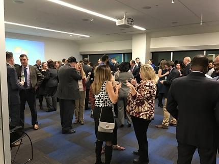2017 Member Reception Kick-Off Connects Hampton Roads Businesses