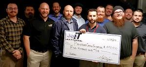 360IT PARTNERS Fundraises for Prostate Cancer During - No Shave November