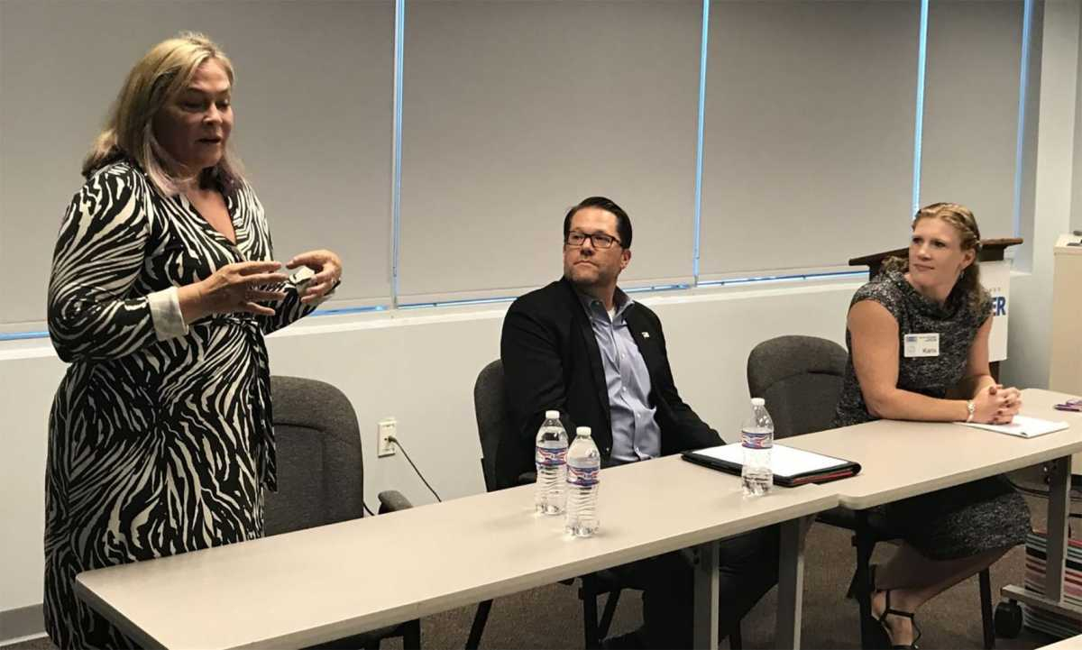 Hampton Roads Chamber event targets talent retention