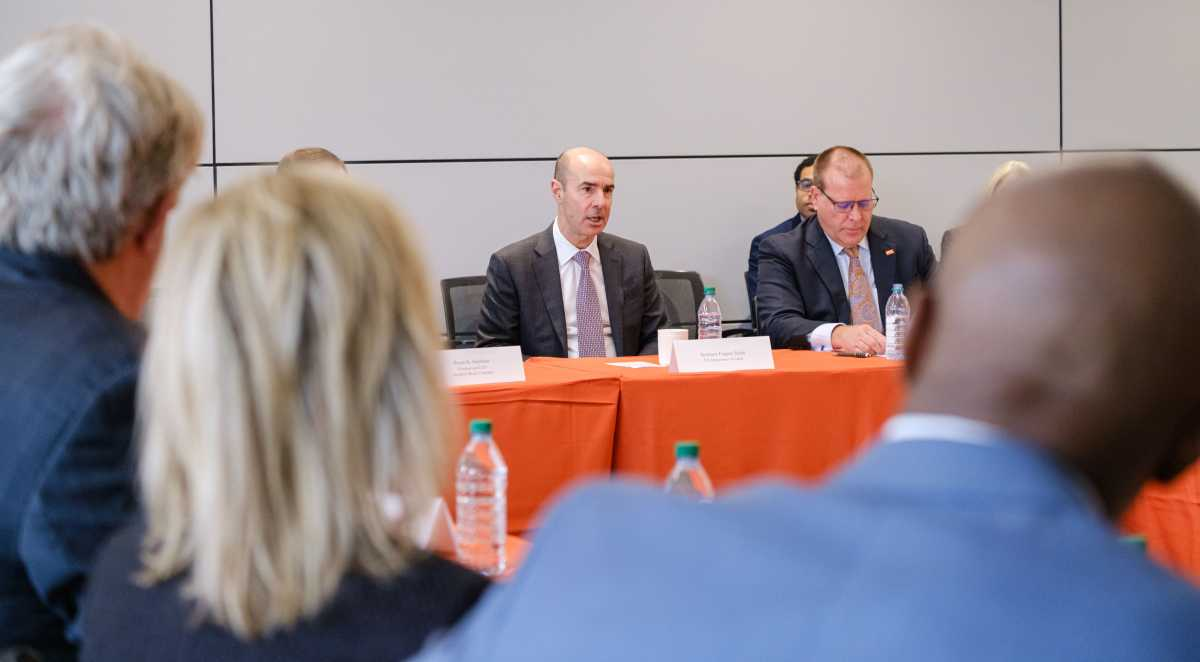 U.S. Secretary of Labor Visits STIHL Inc. Manufacturing Facility