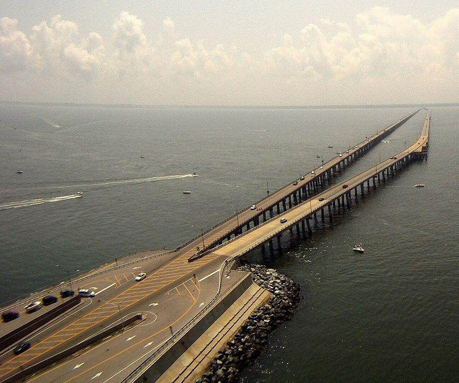 McAuliffe unveils 756M Chesapeake Bay Bridge-Tunnel extension