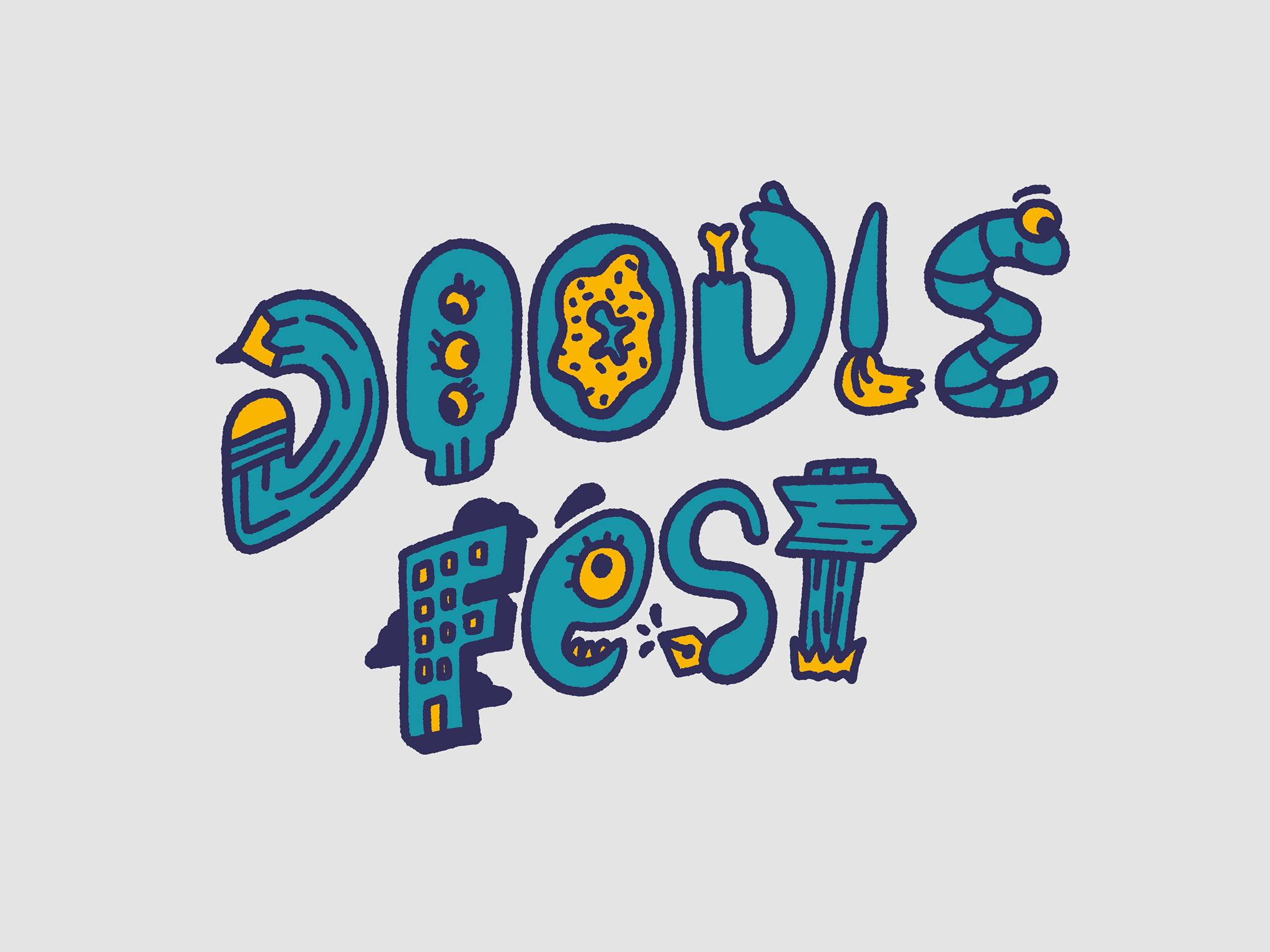 National Drawing Day Virtual Doodlefest