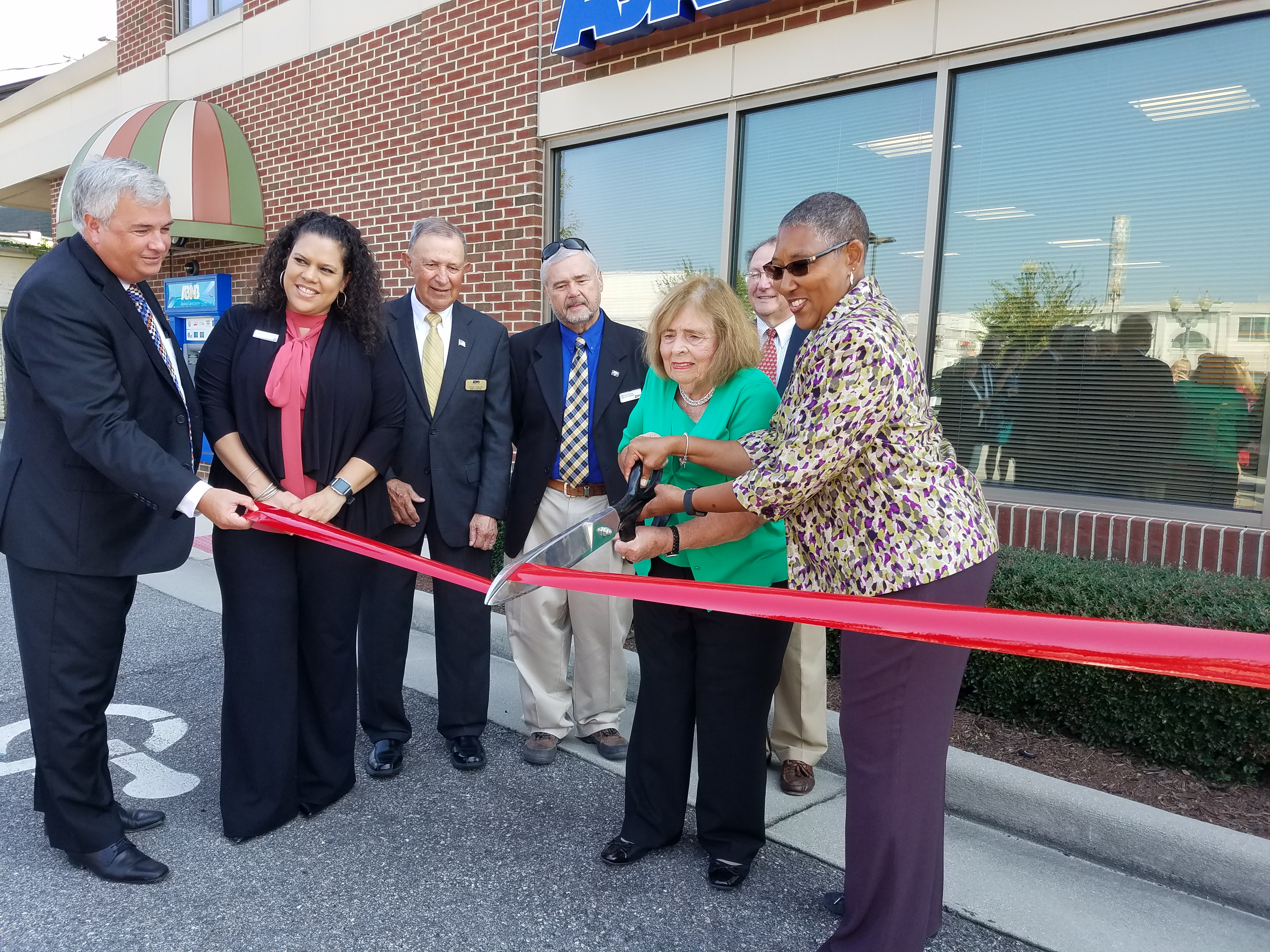 ABNB Federal Credit Union Hosts Ghent Branch Grand Opening