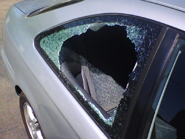 Car Break-In's and What You Need To Know To Prevent Them.