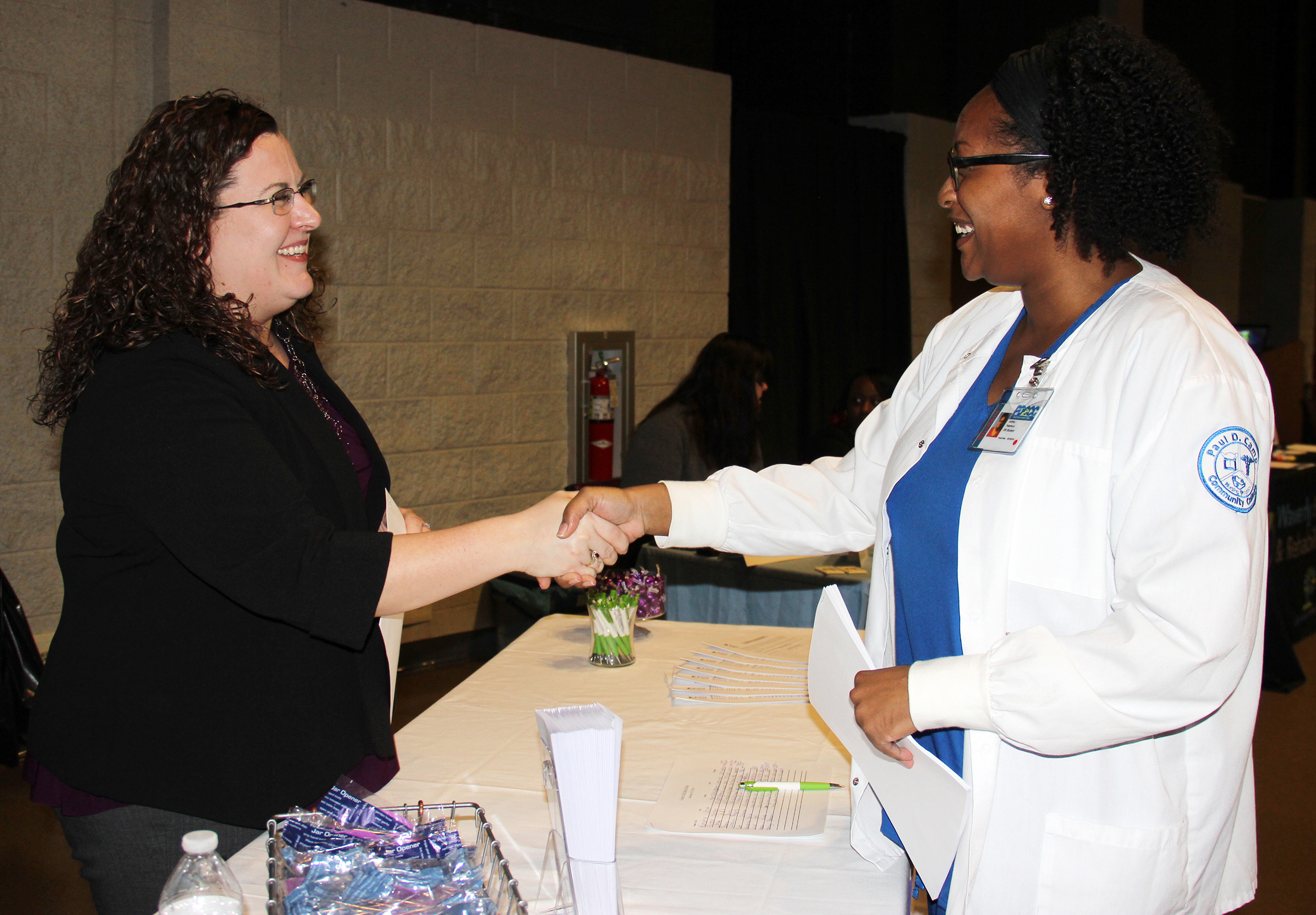 Healthcare Professionals Career Fair at PDCCC